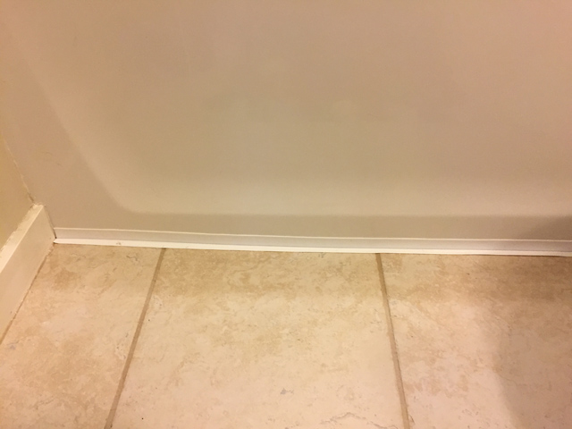 Installing Caulk Strip Over Cracked Grout Checking In With Chelsea - Bathtub cocking