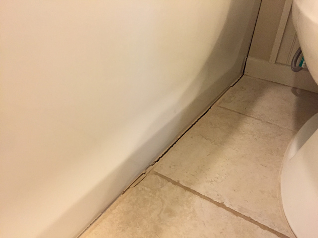 tile grout repair. Installing Caulk Strip Over Ed Grout Checking In With Chelsea Tile Repair